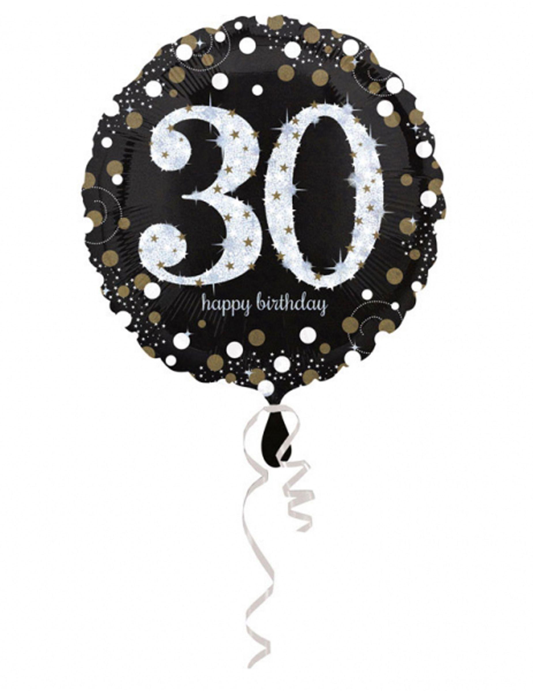 Personalizado Helio Foil Number Balloon Cumpleaños Brillo Contorno