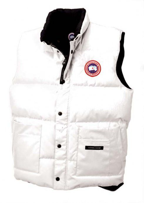 Canada Goose Freestyle Gilet Homme blanc 285   fashion trends ... ae0f0e0c8bb4