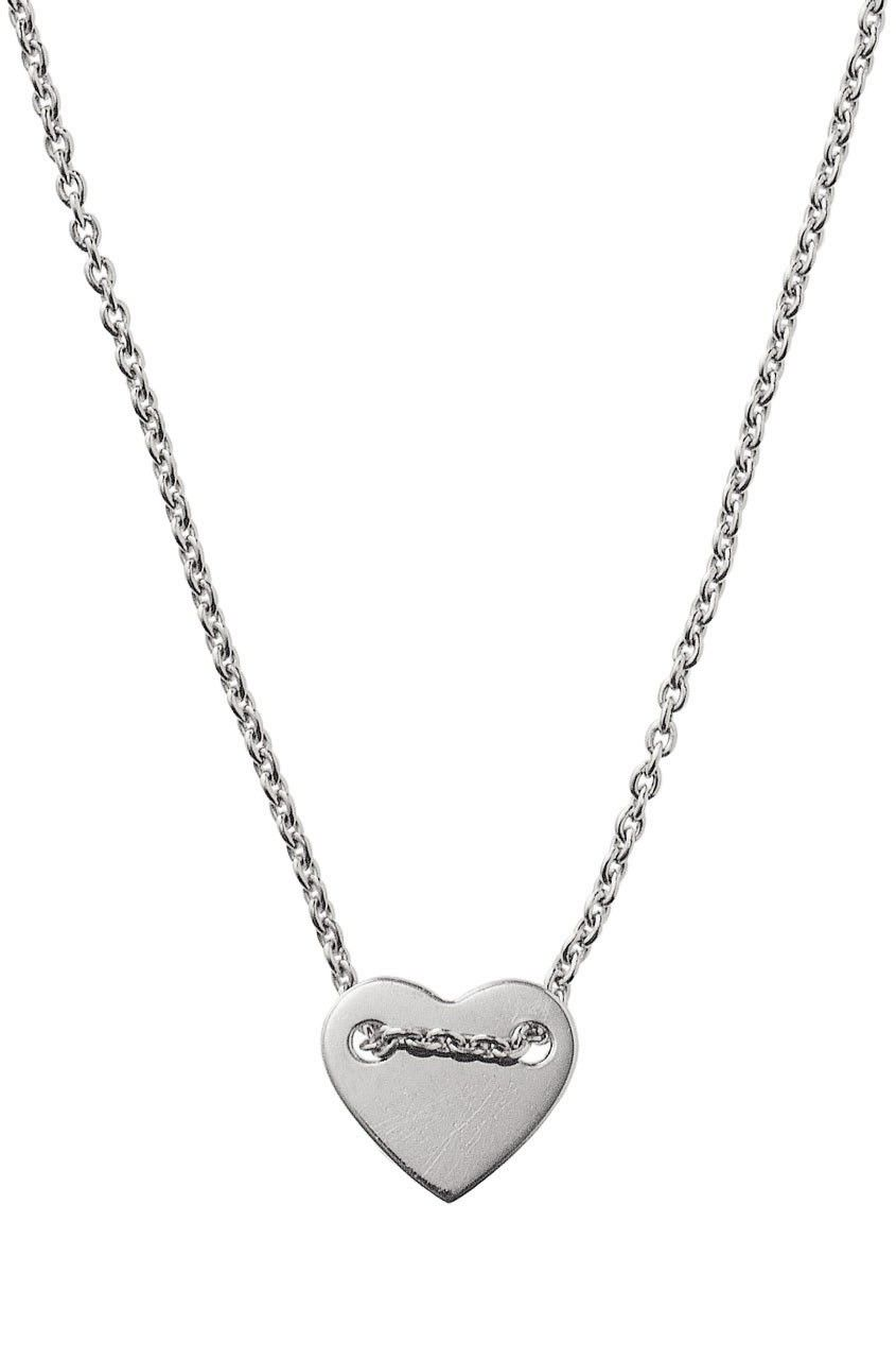 Stella & Dot Ever After Heart Necklace