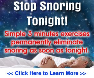 The Stop Snoring Exercise Program | Sleep | Snoring remedies