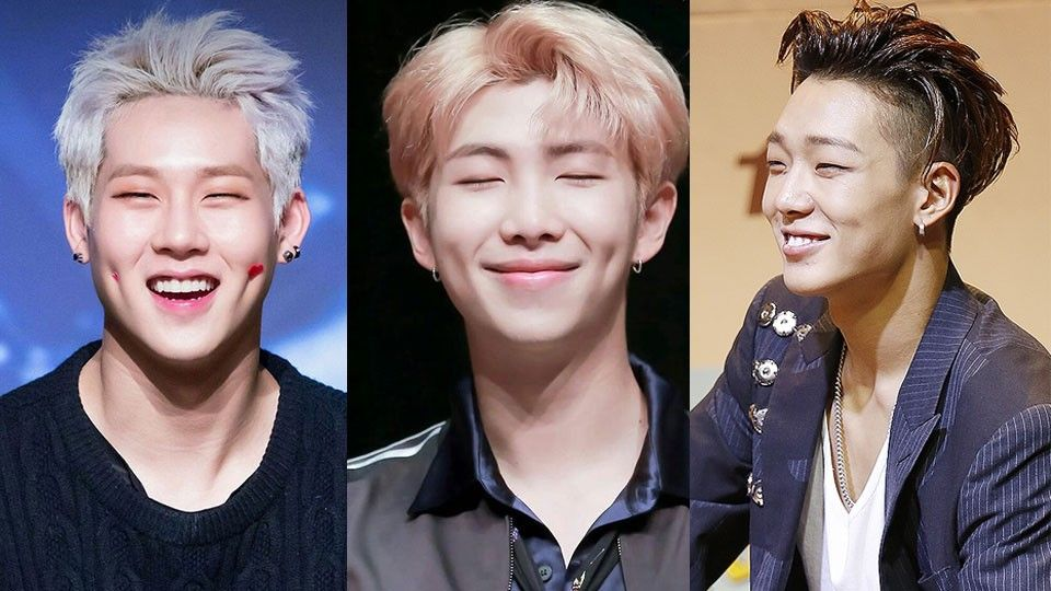8 Male Idols With Dimples That Will Make You Melt Like A Popsicle On The Fourth Of July In 2020 Dimples Idol Perfect Smile
