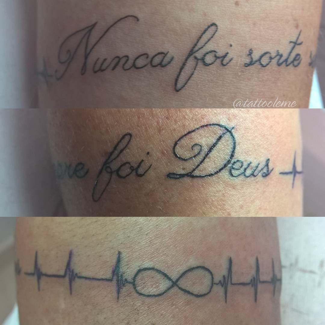 Kit De Quadros Decorativos 3 Peças Nunca Foi Sorte Sempre Foi Deus
