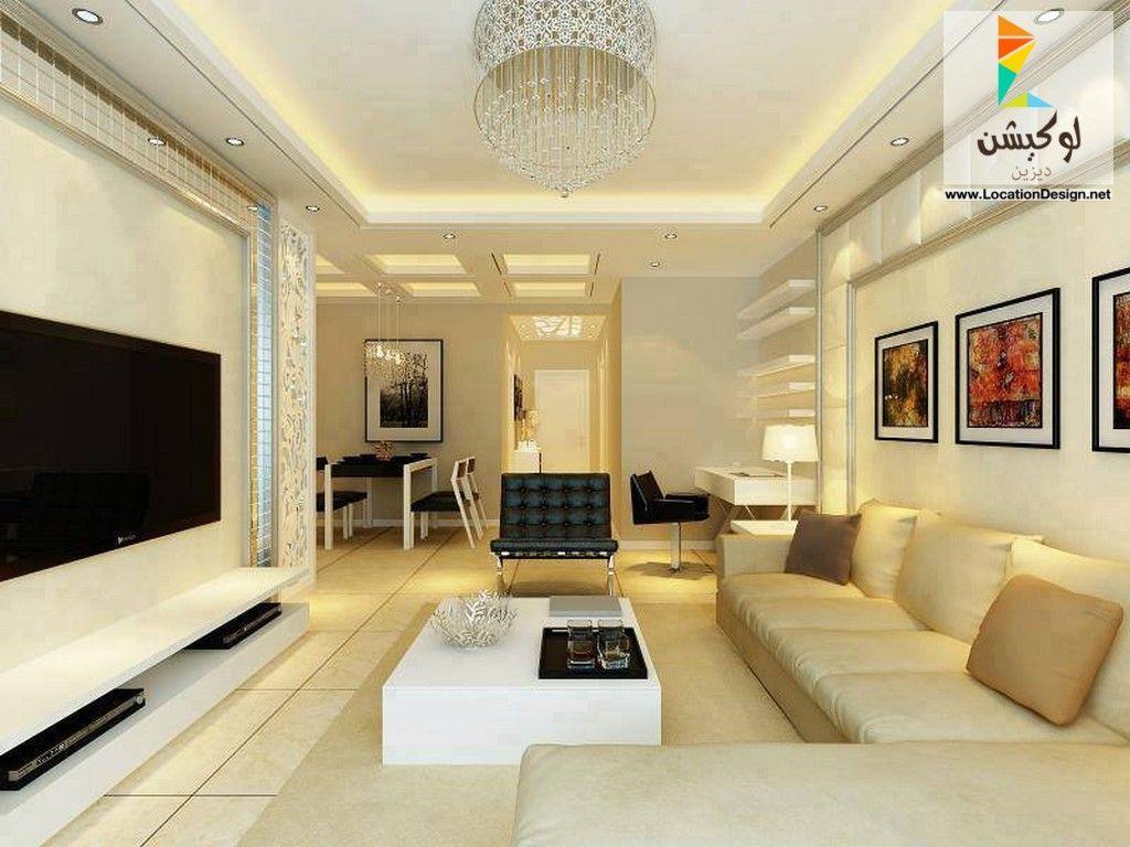 غرف معيشة مودرن بالصور لوكشين ديزين نت Residential Interior Design Home House Interior