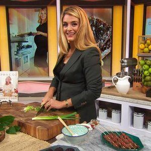 Daphne Oz Shares Tips On How To Make Cooking Fun