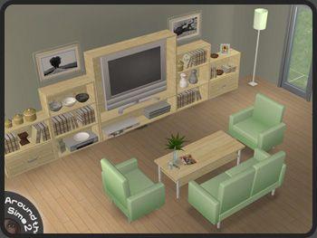Möbel. Die Sims ...