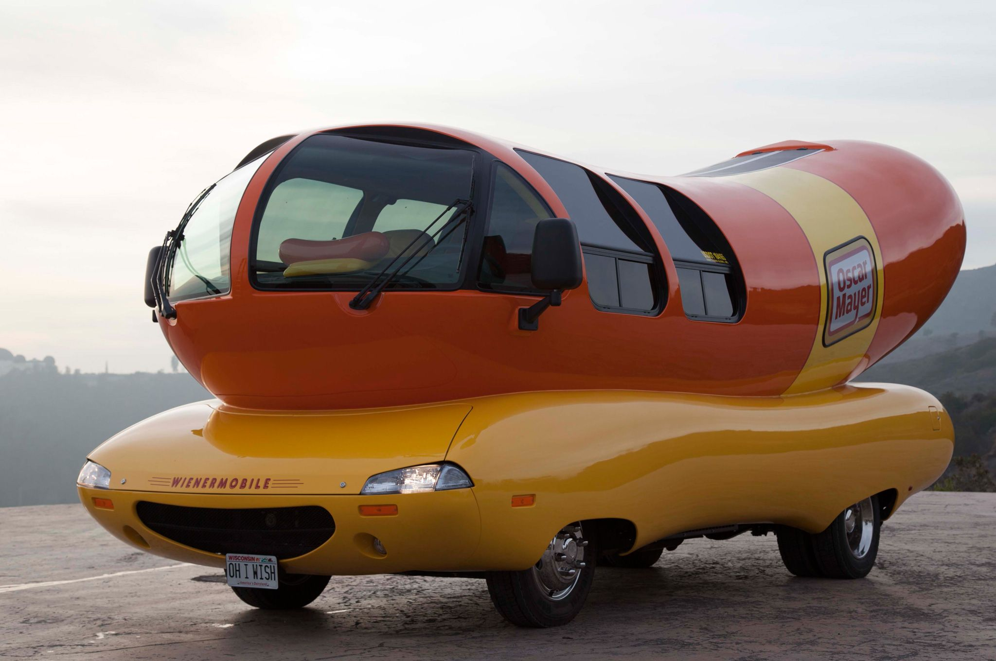 Oscar Mayer wienermobile. The Wurst American Car Ever | Different ...