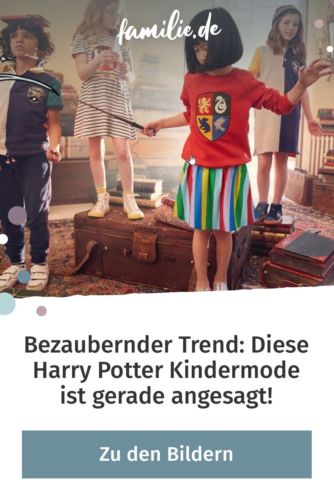 Bezaubernder Trend Diese Harry Potter Kindermode Ist Gerade Angesagt Kind Mode Kindermode Mode