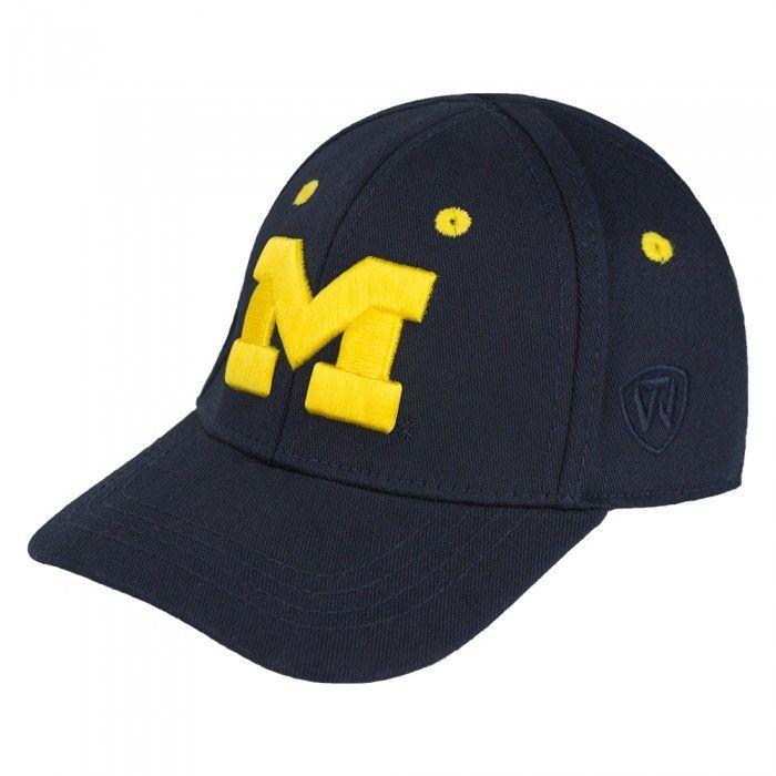 ee3bf244806 University of Michigan Infant Cub Hat At Campus Den