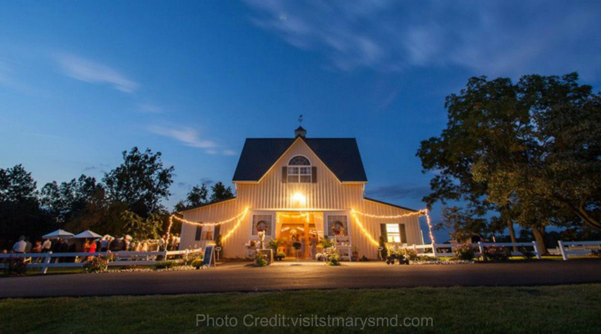 Southern Maryland Wedding Venue Feature Flora Corner Farm