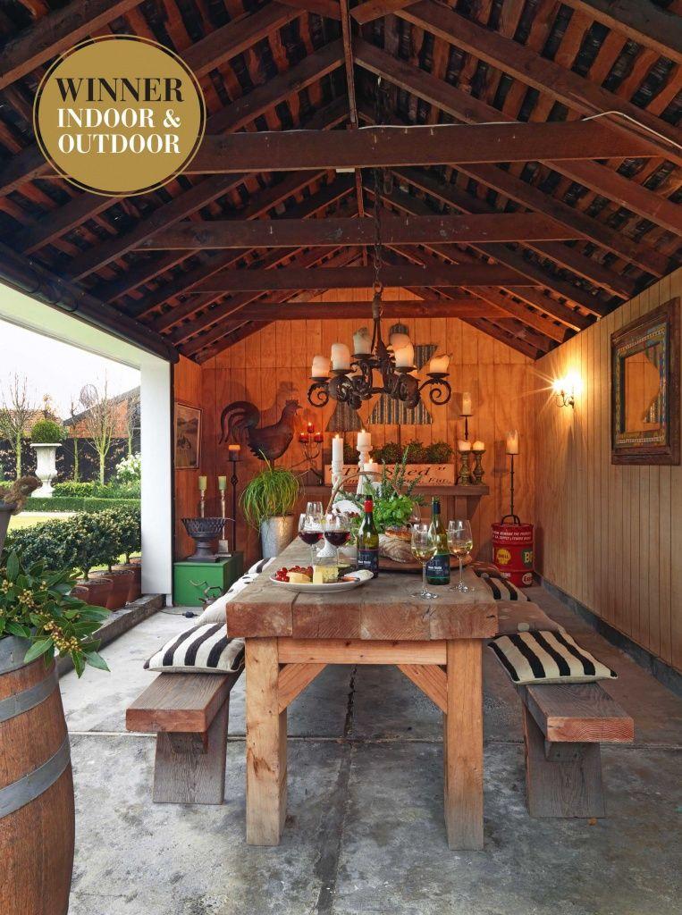 Minimalist Garage Converted Into A Kitchen Ideas: Winner Indoor & Outdoor