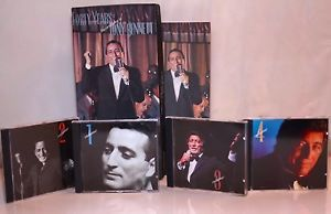 New Forty Years Artistry of Tony Bennett 4 CDs Columbia Legacy Book w Photos | eBay