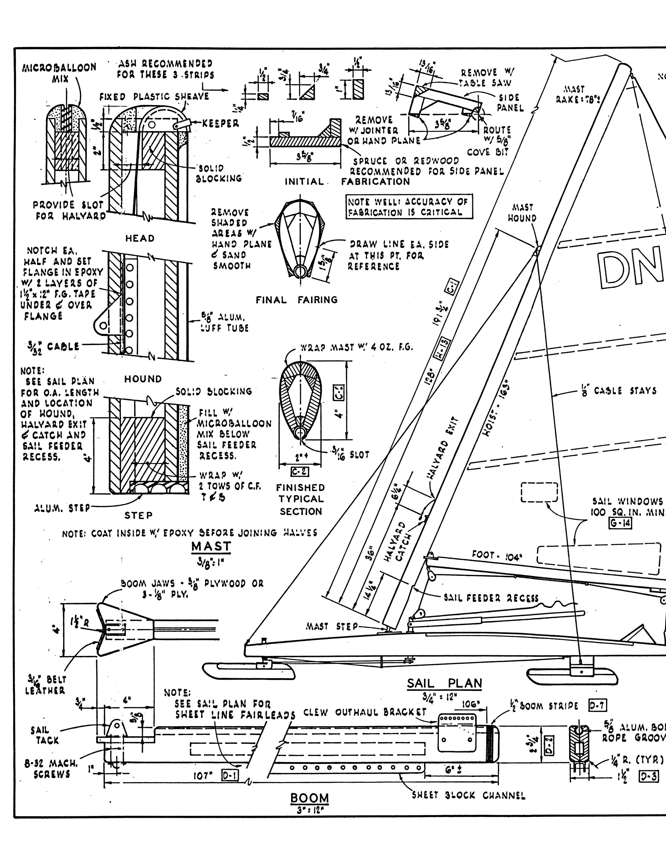 Dn Ice Boat Plans