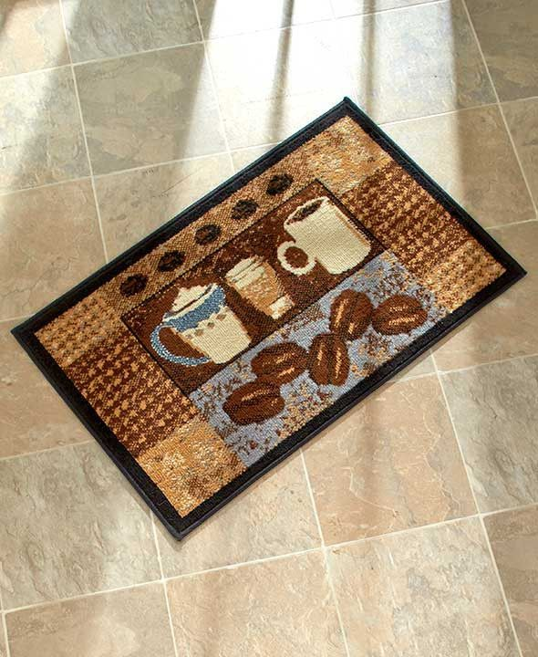 instantly update the look of your room with this coffee themed
