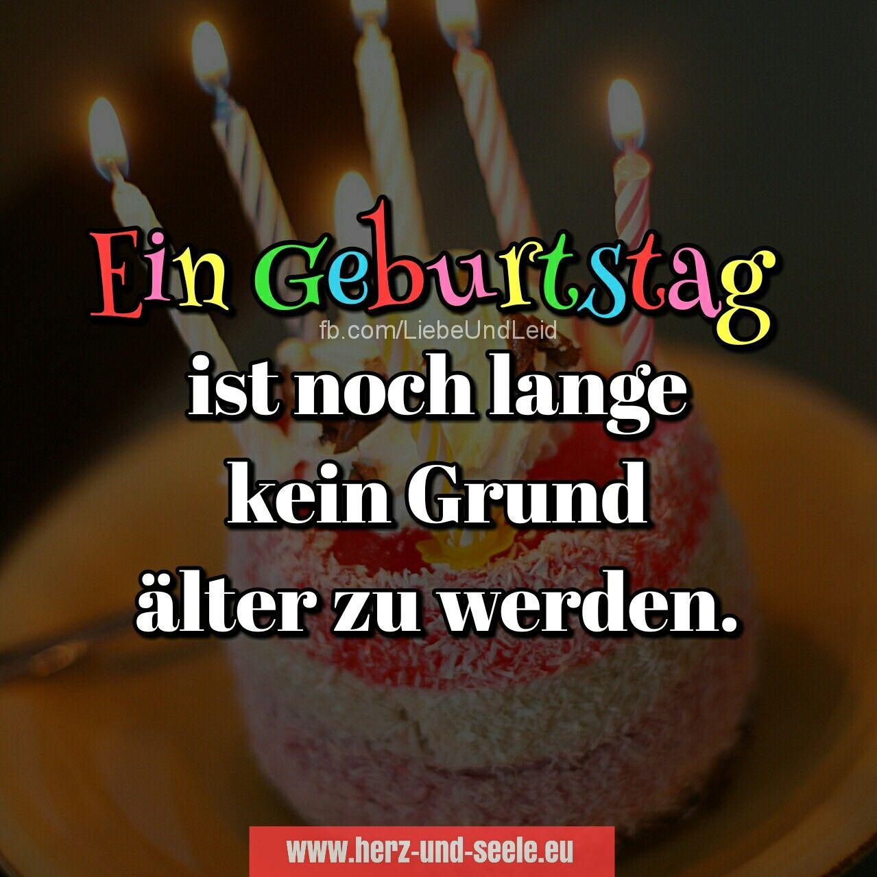 Ein Geburtstag Ist Geburtstag Wunsche Spruche Zum Geburtstag
