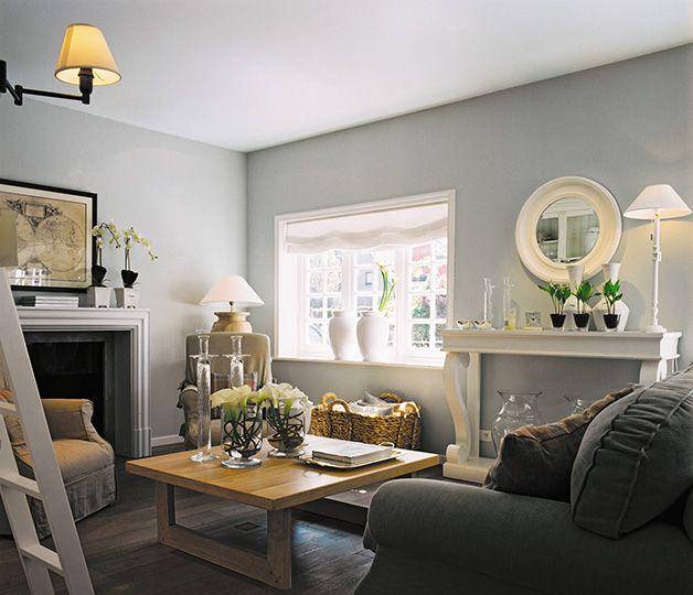 Style moderne classique un choix de couleurs qui for Choix de peinture interieur