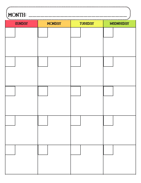 Dont Know What You Want On Your Lesson Plans Yet Why Not Try A - Monthly lesson plan template free