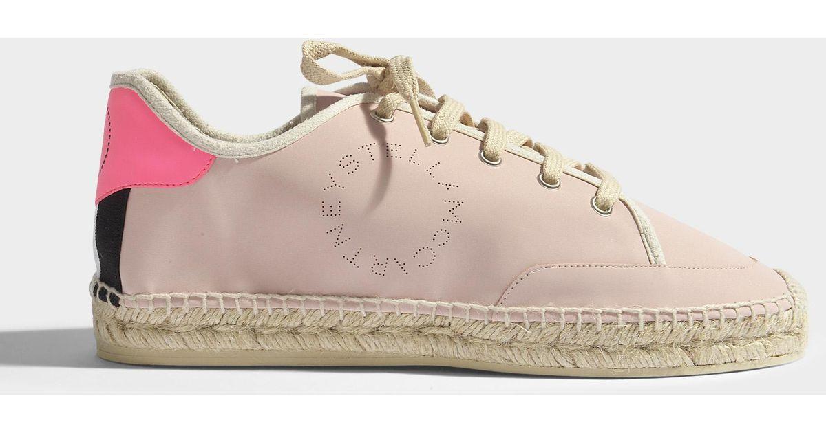 In Espadrilles Women's Fabric Sneaker Synthetic Pink Multicolor q1gxEgtw