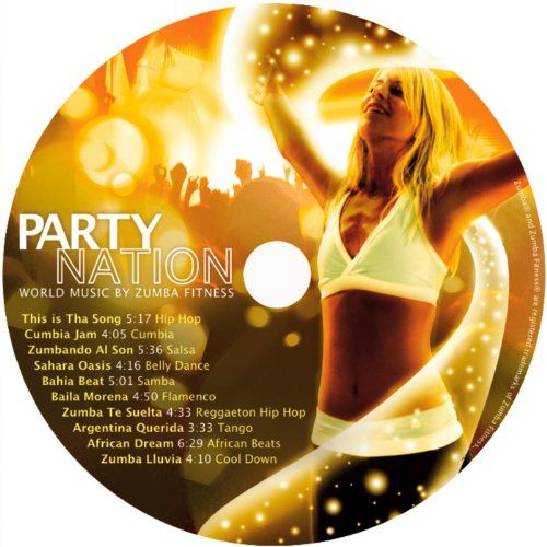Party Nation: World Music By Zumba Fitness « Holiday Adds