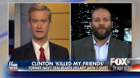 hillary clinton killed my friends