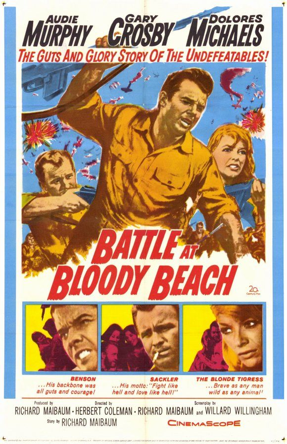 Download Battle at Bloody Beach Full-Movie Free