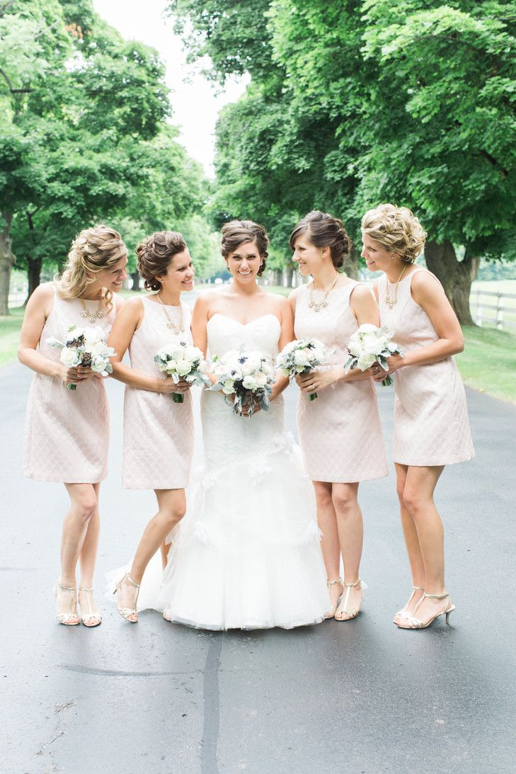 Pin by The Knot on Bridesmaid Dresses   Pinterest   Wedding, Wedding ...