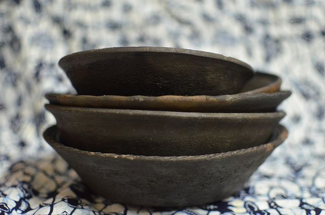 EVWERE, CLAY POTS FROM THE NIGER DELTA