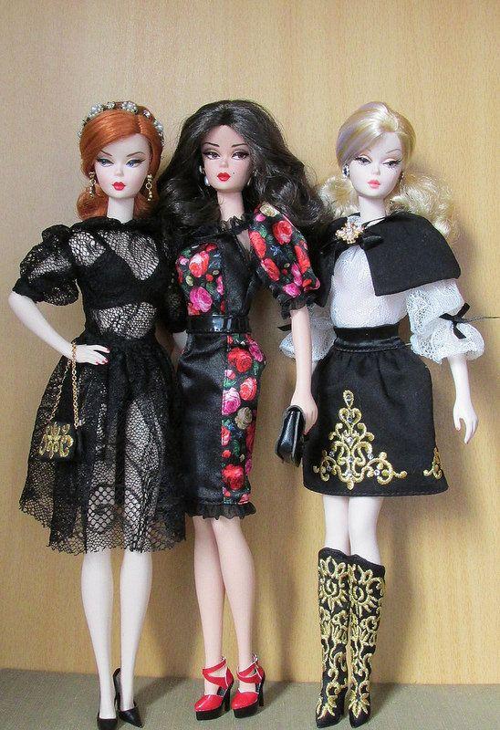 Silkstone Dolls