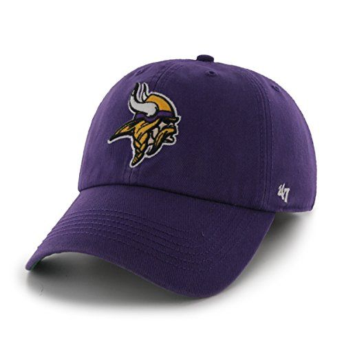 3940ce8022c4df NFL Minnesota Vikings '47 Brand Franchise Fitted Hat, Purple | NFL ...