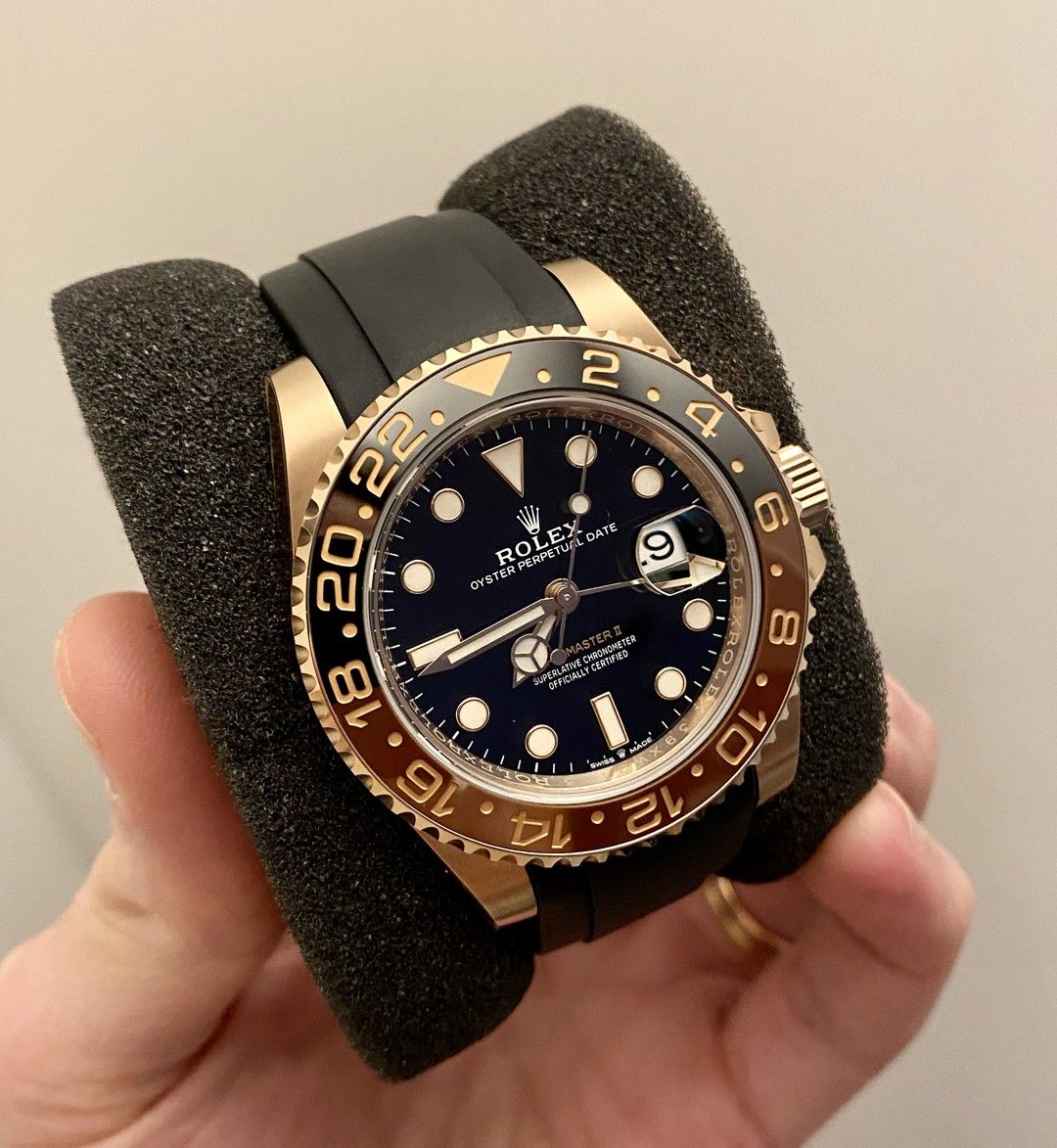 Rolex Rootbeer In 2020 Horology Rolex Rolex Gmt