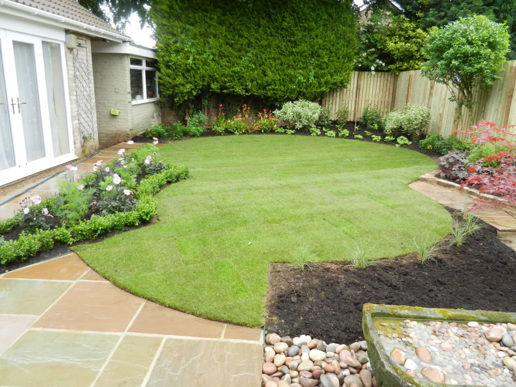 Rear Garden Transformation | Olive Garden Design and Landscaping ...