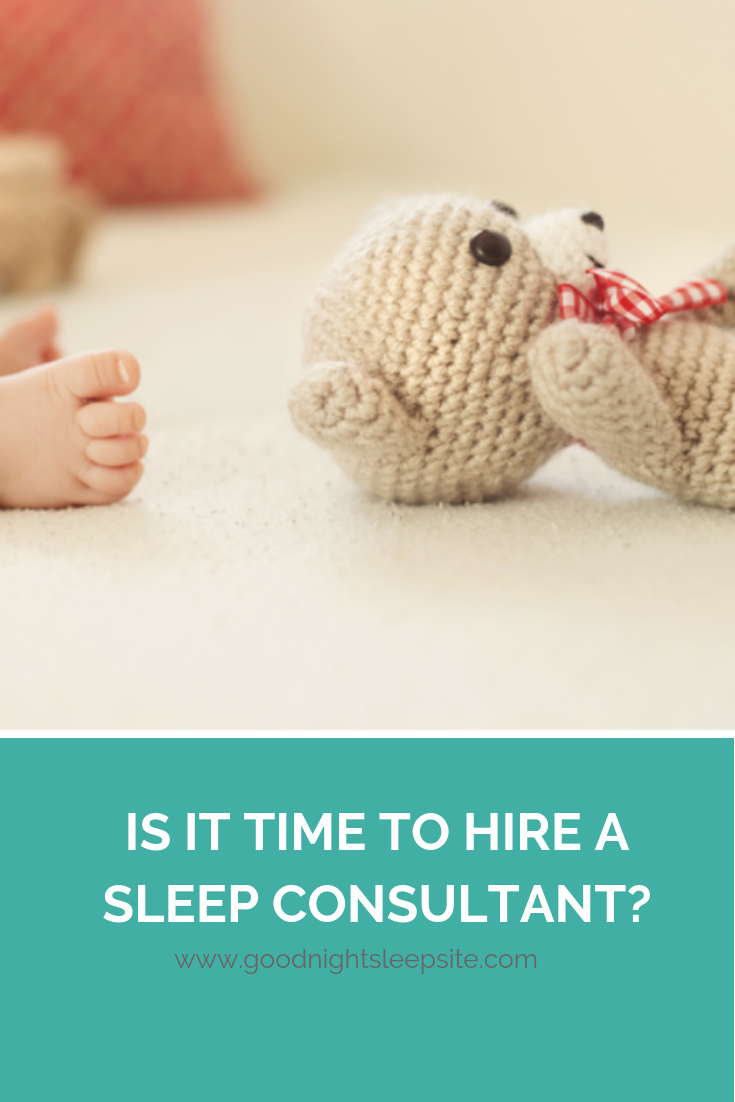 Hire A Sleep Consultant How To Sleep Better Help Baby