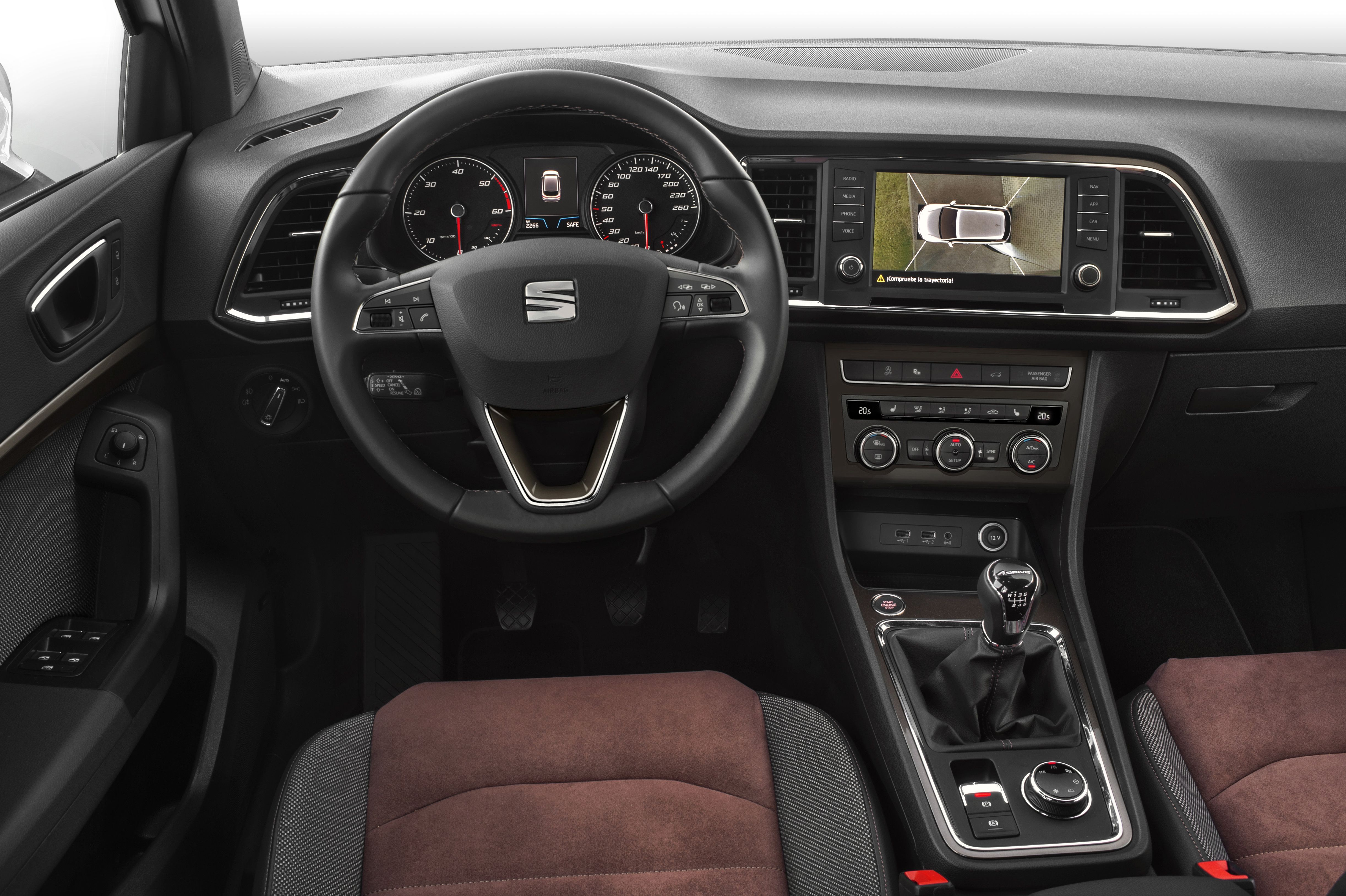 New 2016 Seat Ateca Suv Review Promises A Lot On And Off Road