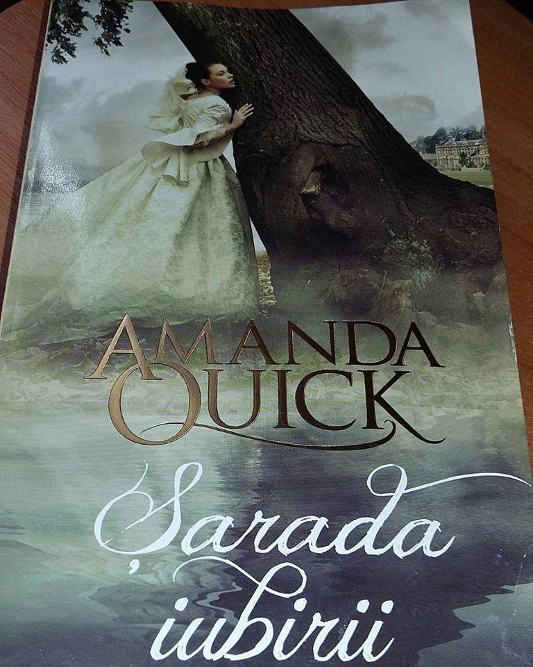 Sarada iubirii, de Amanda Quick – Recenzie