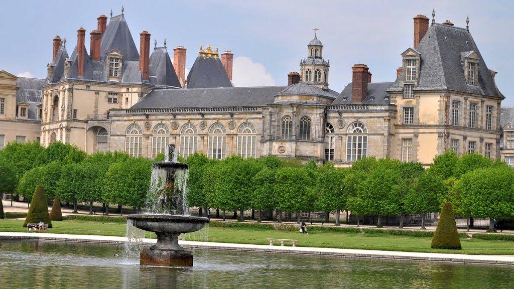 Royal Château de Fontainebleau, France
