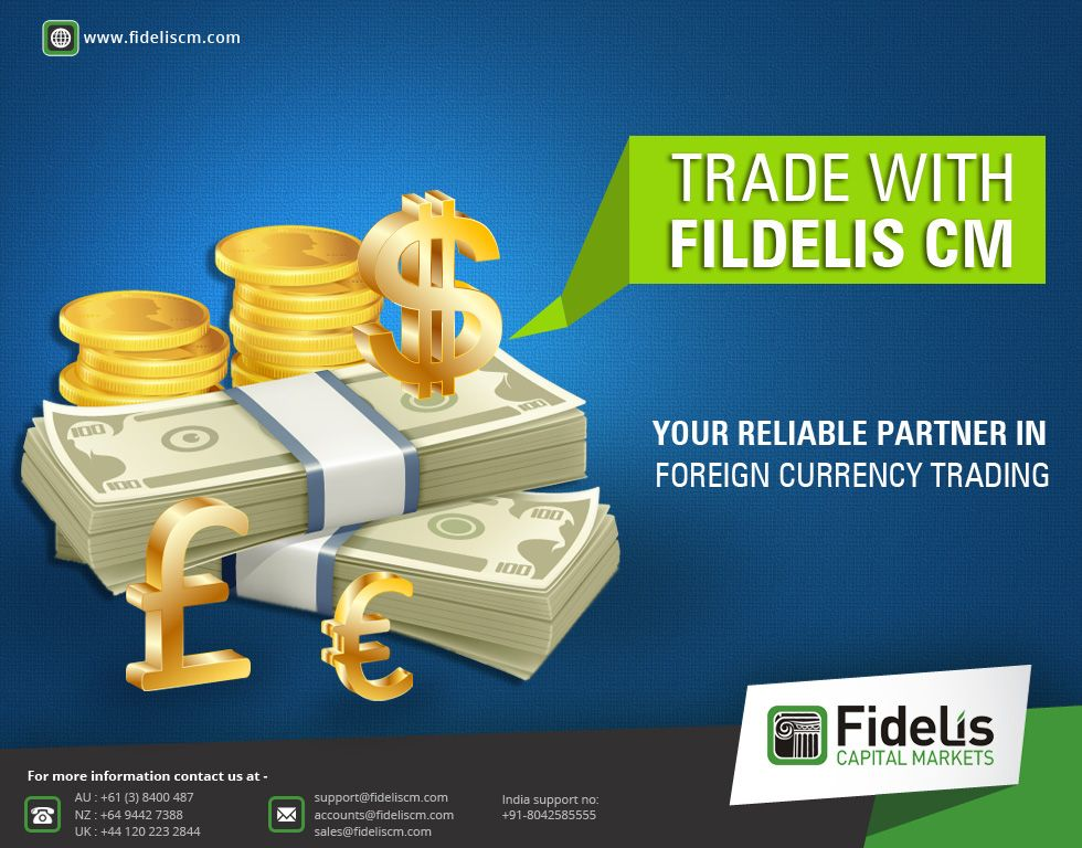 YOUR RELIABLE PARTNER IN FOREIGN CURRENCY TRADING     Trade with Fidelis CM  visit: www.fideliscm.com for more info  #forex #fidelis #money #finance #market #currency