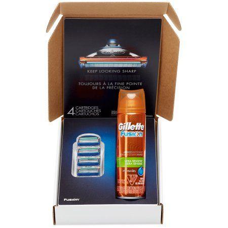 Gillette® Fusion® Gift Set 5 pc Box