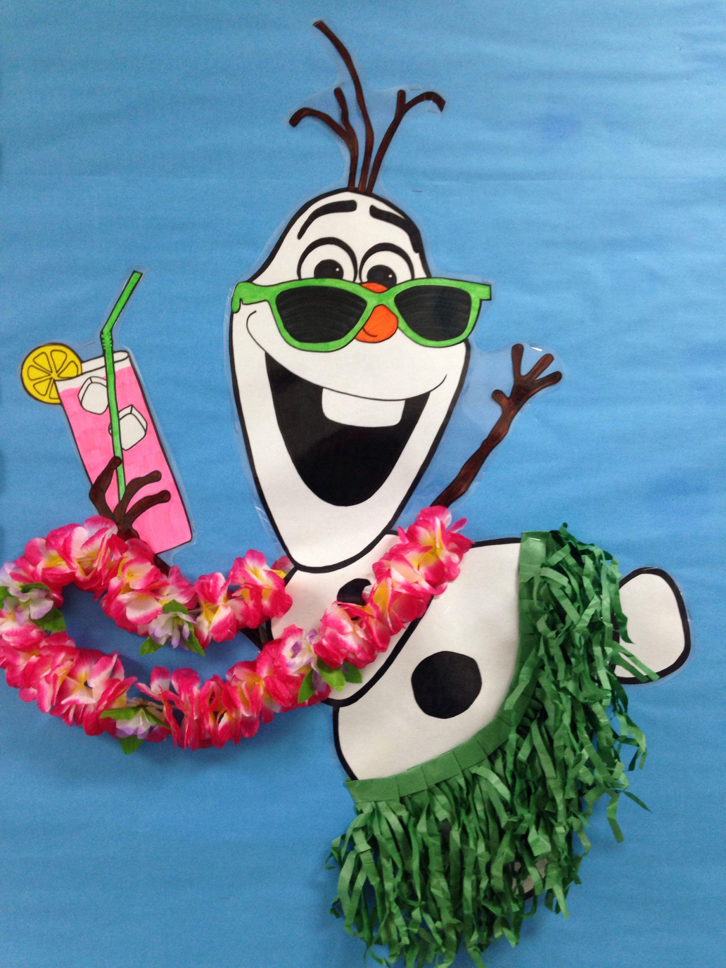 Summer Beach Bulletin Board Stay Cool This Summer
