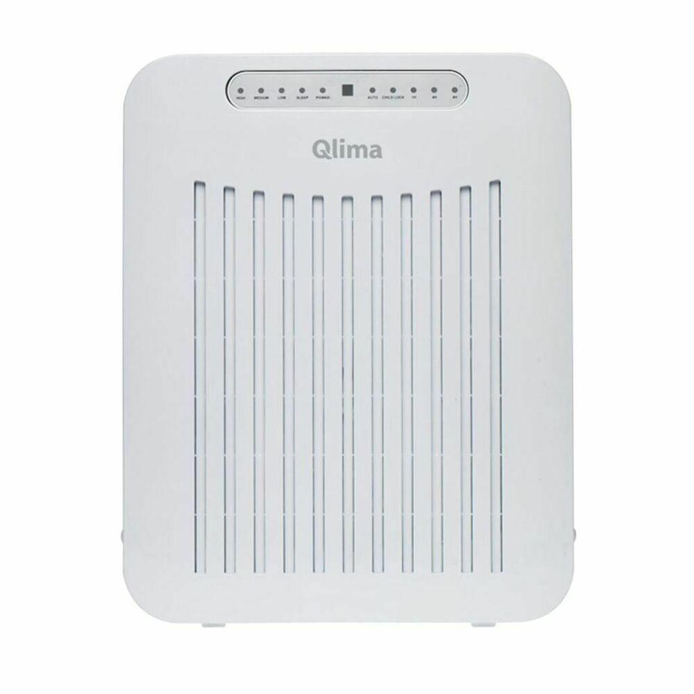 Qlima Purificateur D Air Avec Filtre Mini Ionisateur Hepa 35 M Blanc A 25 Purificateur D Air Et Chauffage