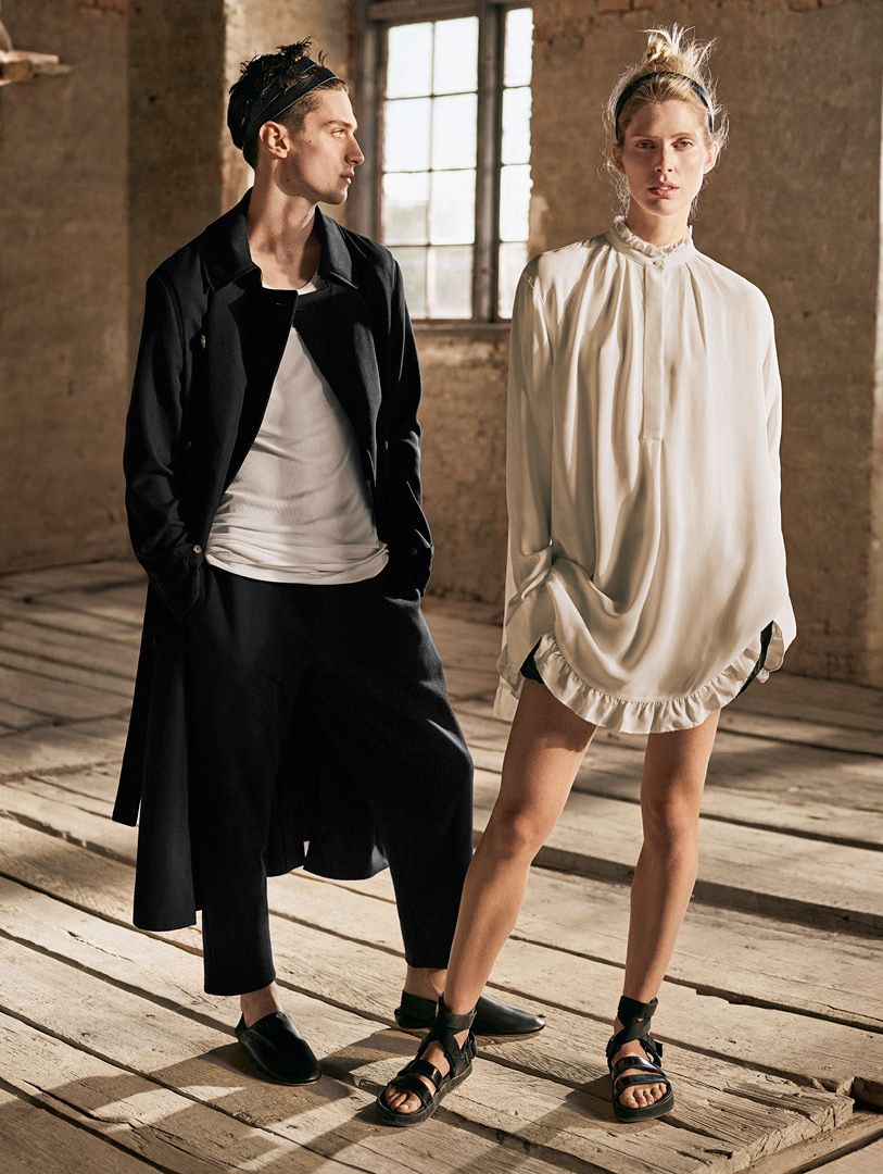 2019 year for women- H&m spring studio collection
