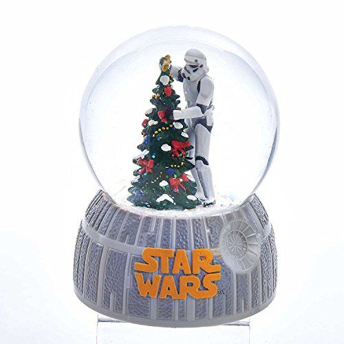 Kurt Adler Musical Stormtrooper Decorating Christmas Tree