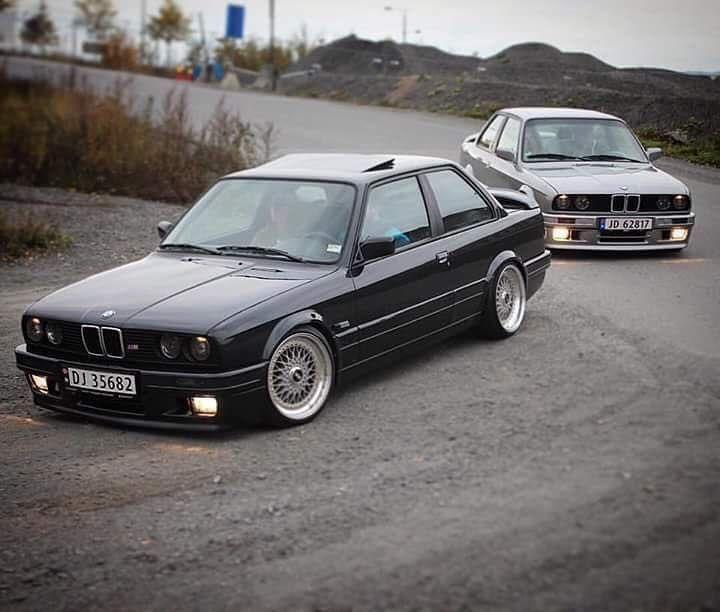 MPOWER/// BMW E30 Coupe