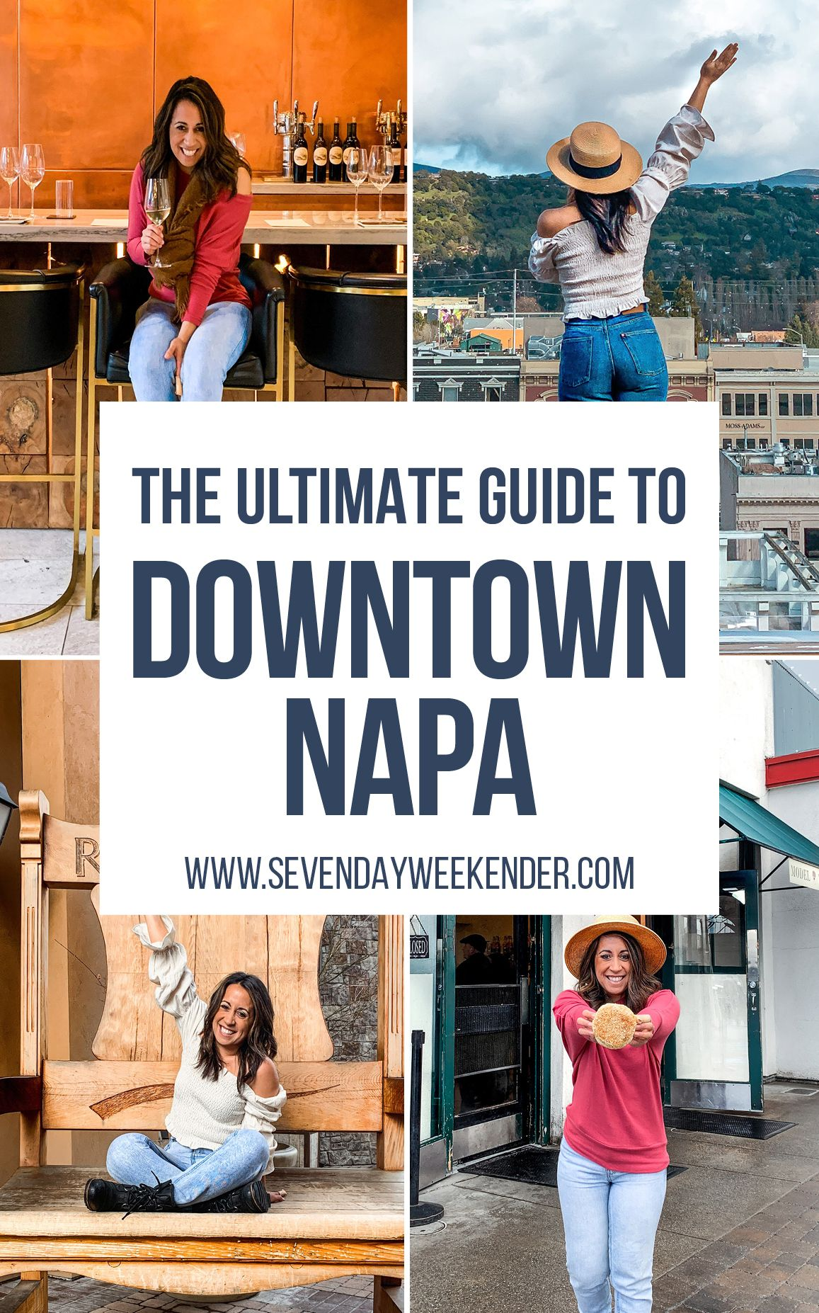 Uncorking A Different Side To The City Of Napa With Images Napa Valley Vacation