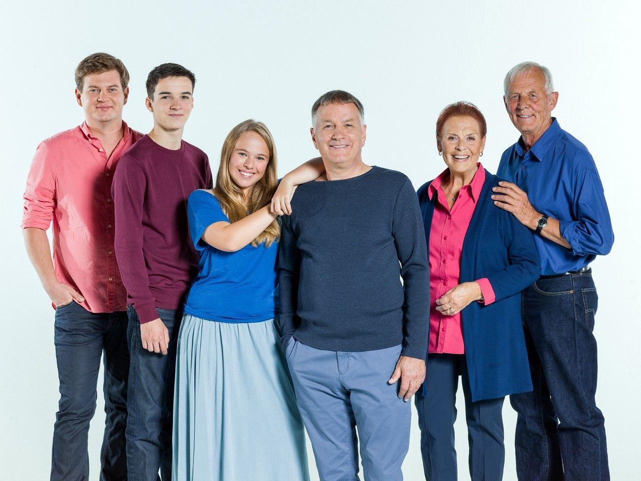 Familie Heilmann In Aller Freundschaft Freundschaft Sendung