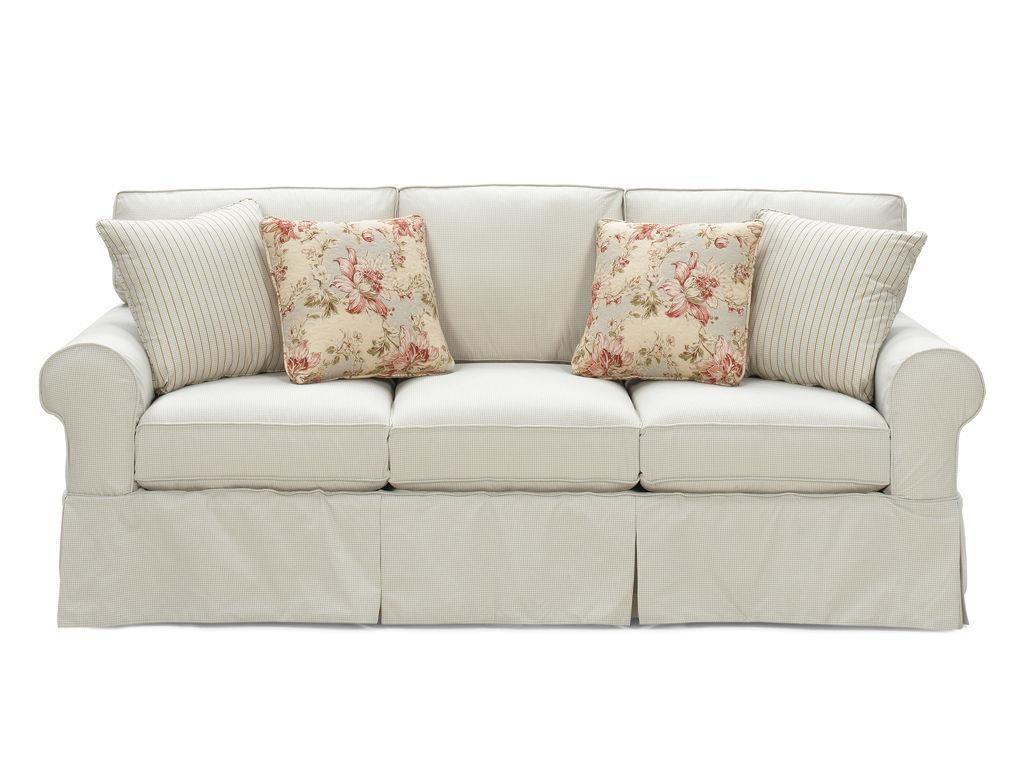 Shop for Craftmaster Three Cushion Sofa, 977750 (Sleeper also ...