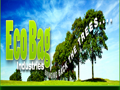 Eco Bag Is An Automatic Tree Watering System That Caters The