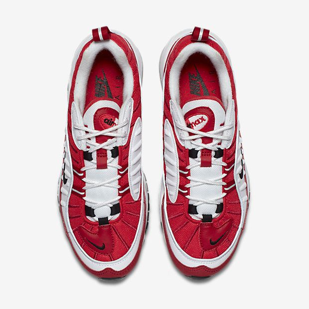 air max 98 red gym