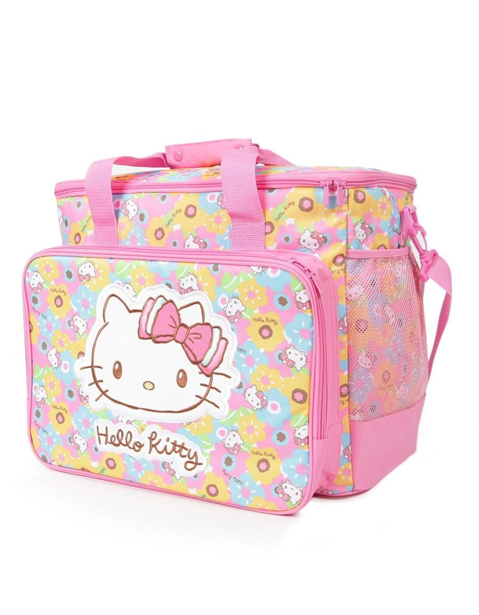 This huge Hello Kitty Boston picnic bag will hold everything and ...