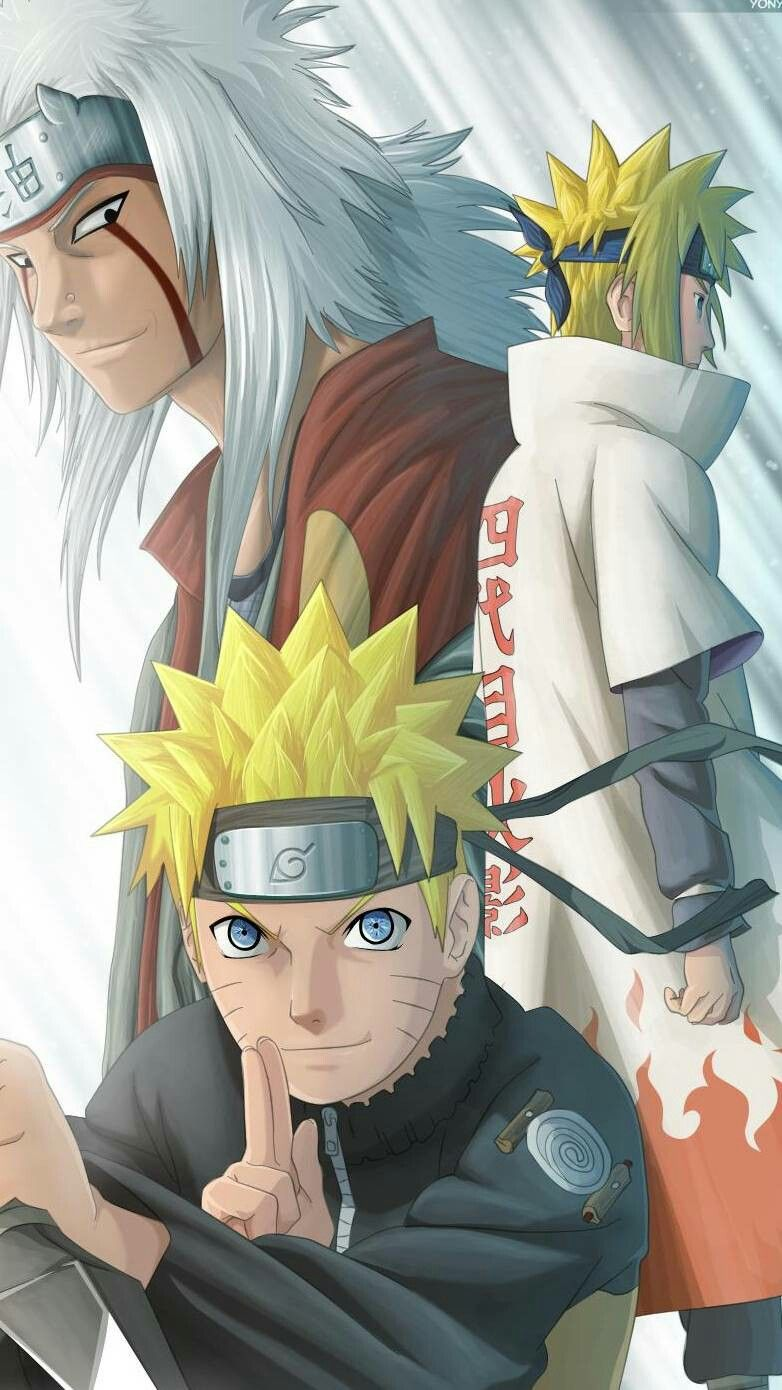 Download 7000+ Wallpaper Naruto Animasi  Terbaik