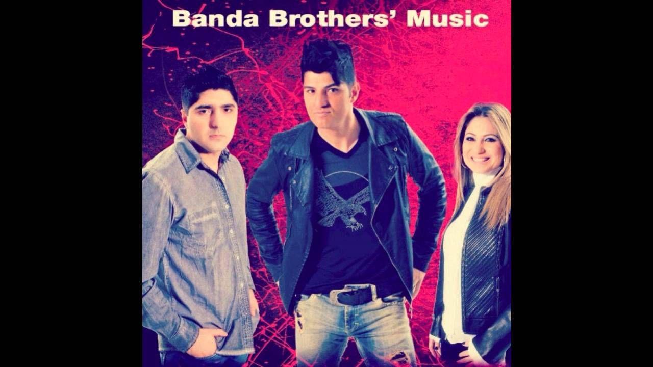 Meu Sol- Banda Brothers Music- CD Asas da Liberdade