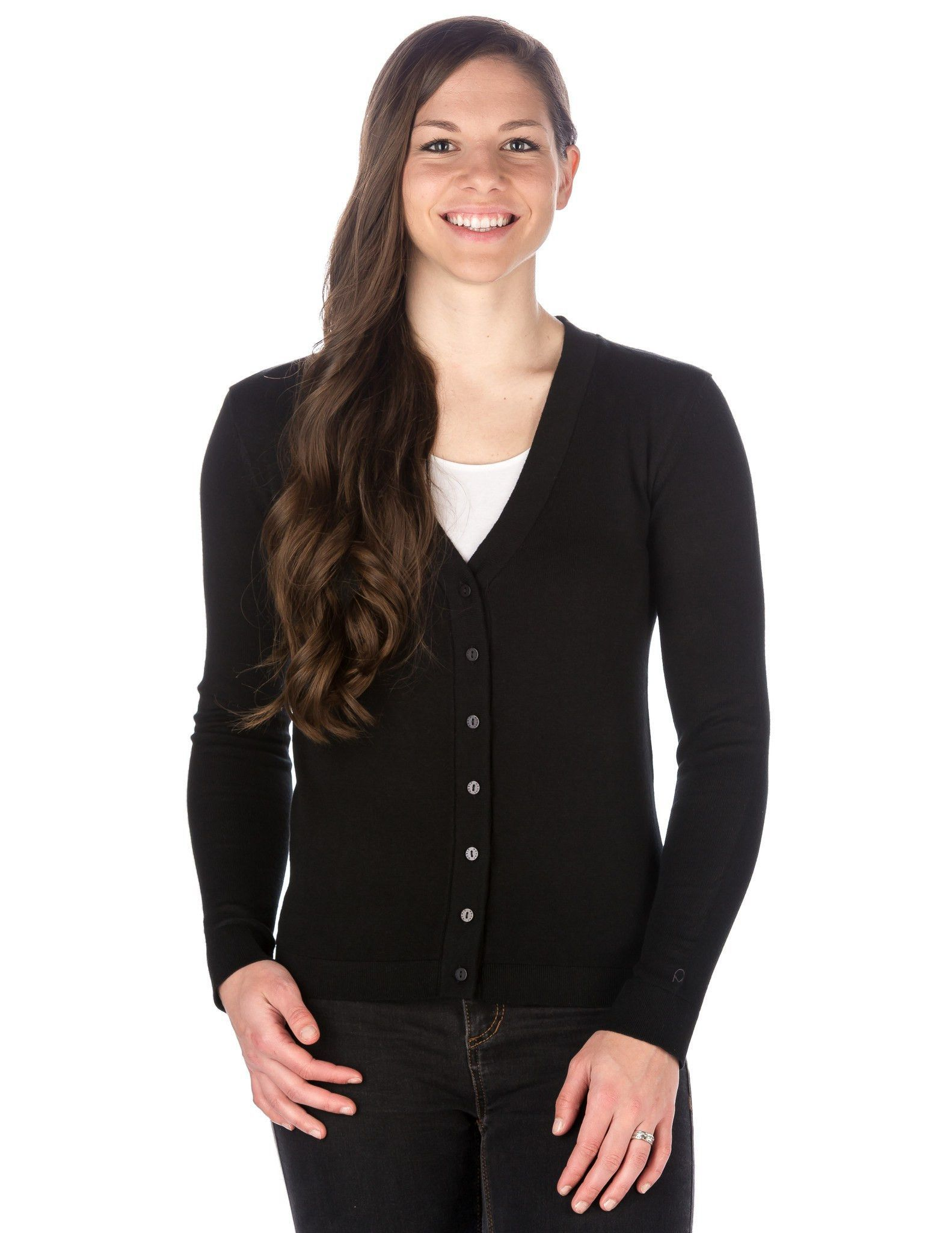 Women's 100% Cotton Cardigan Sweater | Products, Cotton cardigan ...